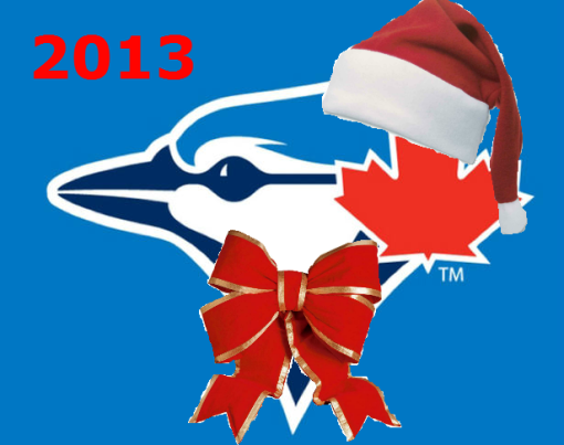Blue Jay Christmas